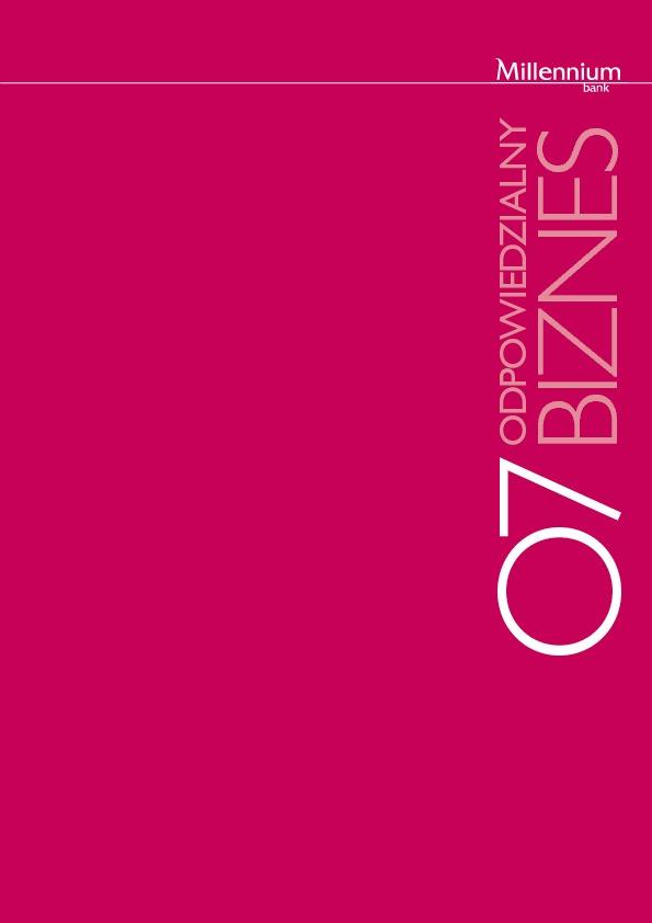 Odpowiedzialny Biznes 2007