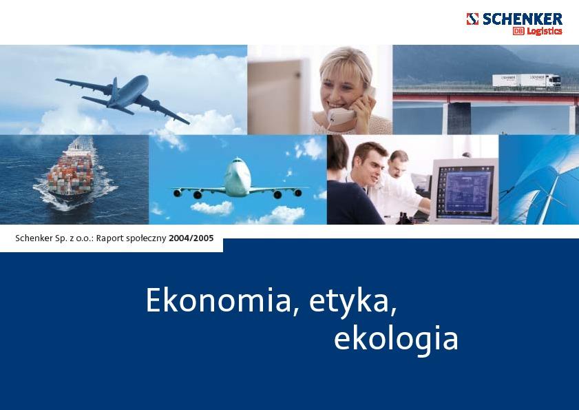 Raport społeczny 2004/2005